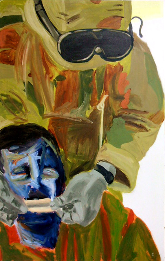 a painting from the series Anonymous