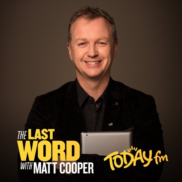 title image from radio show the last word on today fm