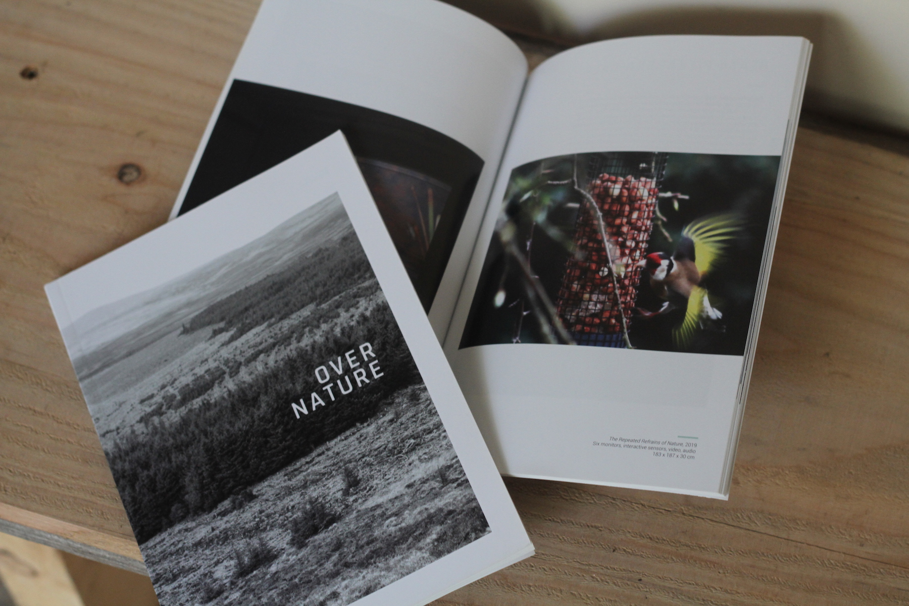 The Over Nature Catalogue