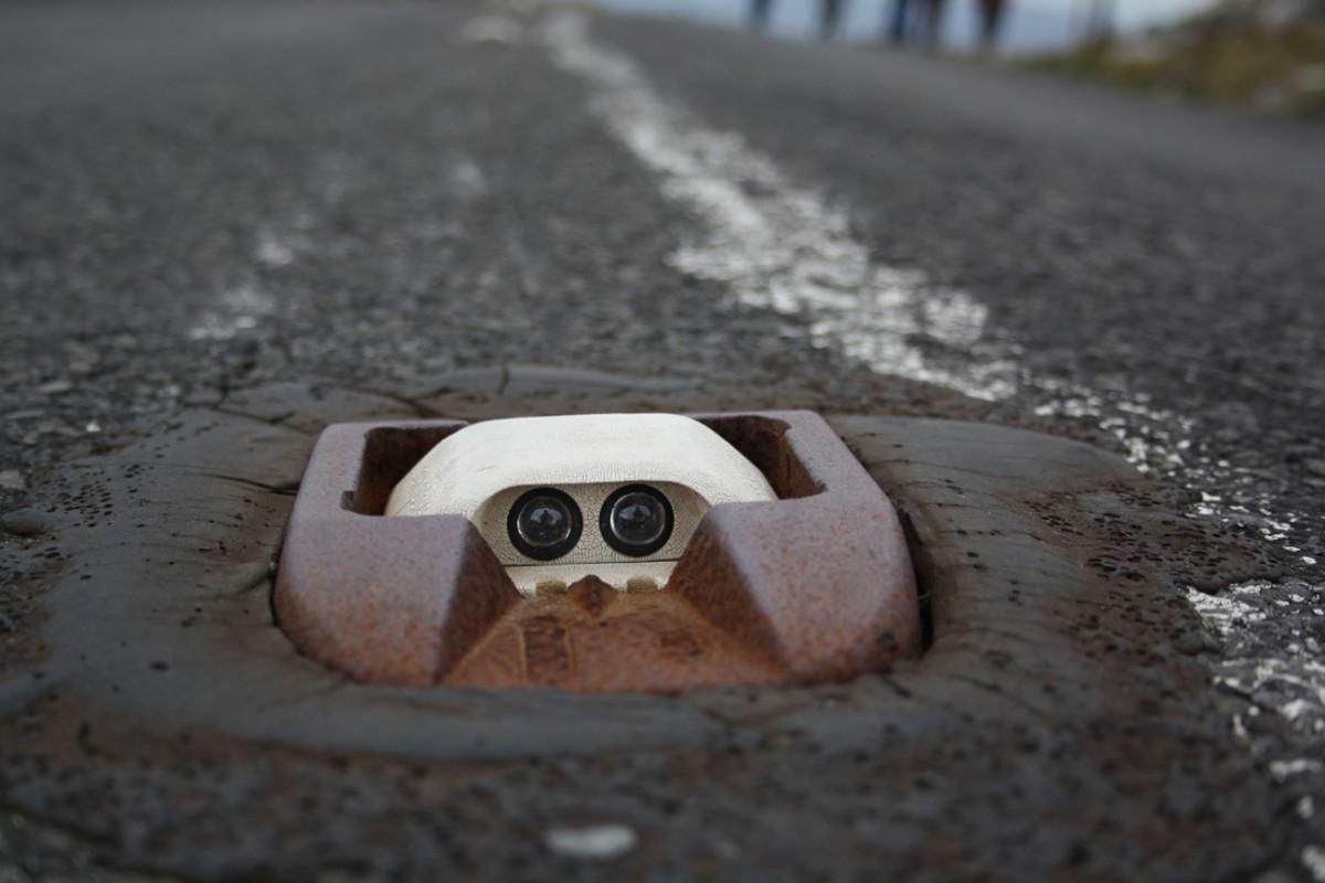 Little Robot Eyes
