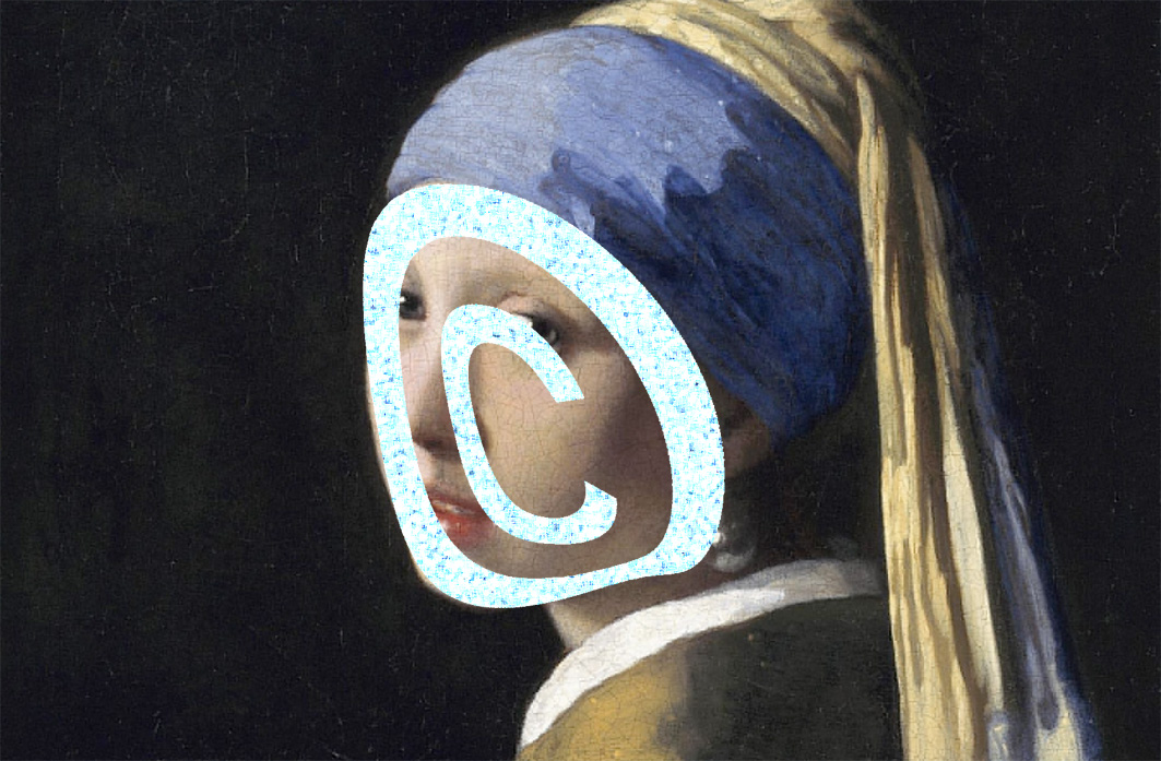 Beg, Borrow, Steal – Art, copyright and the internet